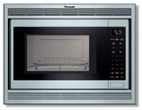 MCES Thermador Masterpiece Built -In Convection Microwave - Stainless Steel