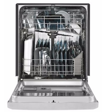 "MDB4949SDZ 24"" Maytag Stainless Steel Tub Dishwasher with Large Capacity and PowerBlast Cycle - Fingerprint Resistant Stainless Steel"
