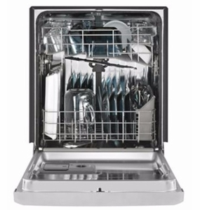 """MDB4949SDZ 24"""" Maytag Stainless Steel Tub Dishwasher with Large Capacity and PowerBlast Cycle - Fingerprint Resistant Stainless Steel"""
