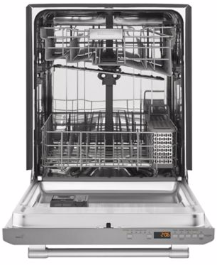 "MDB8979SFZ Maytag 24"" Top Conrol Dishwasher with PowerDry Option and the Most Powerful Motor on the Market - Fingerprint Resistant Stainless Steel"