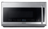 ME21F707MJT Samsung 2.1 cu. ft. Over-the-Range Microwave - Finger Print Resistant Stainless Steel