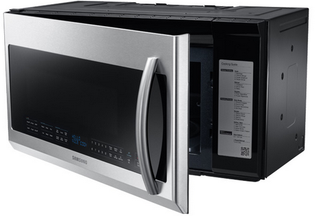 ME21F707MJT Samsung 2.1 cu. ft. Over-the-Range Microwave - Stainless Steel