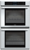 ME302JP Thermador 30 inch Masterpiece Series Double Oven with Professional Handle - Stainless Steel