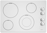 """MEC7430BW Maytag 30"""" Electric Cooktop - White"""