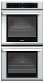 MED272JS Thermador 27 inch Masterpiece Series Double Oven - Stainless Steel