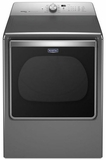 MEDB855DC Maytag Extra-Large Capacity 8.8 Cu. Ft. Electric Dryer with Advanced Moisture Sensing - Slate