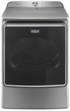"MEDB955FC Maytag 29"" Front Load Dryer with the PowerDry System and Extra Moisture Sensor - Chrome Shadow"