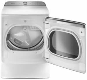 "MEDB955FW Maytag 29"" Front Load Dryer with the PowerDry System and Extra Moisture Sensor - White"