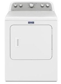 MEDX655DW Maytag Extra-Large Capacity Bravos Electric Dryer - White