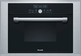"MES301HP Thermador Masterpiece 24"" Steam & Convection Single Oven with Professional Handle - Stainless Steel"