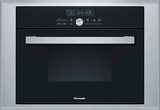 "MES301HS Thermador Masterpiece 24"" Steam & Convection Single Oven with Masterpiece Handle - Stainless Steel"