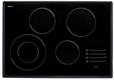 "MET304BG Dacor Discovery 30"" Electric Glide Cooktop - Black Graphite"