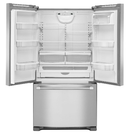 MFC2062DEM Maytag 20 cu. ft. Counter Depth Refrigerator  - Stainless Steel