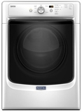 MGD3500FW Maytag 7.4 Cu. Ft. Gas Dryer with PowerDry & Wrinkle Prevention - White