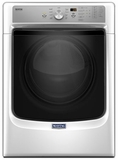 MGD5500FW Maytag 7.4 Cu. Ft. Gas Dryer with Sanitize Cycle & PowerDry System - White