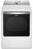 MGDB835DW Maytag 8.8 Cu. Ft. Extra-Large Capacity Gas Dryer with PowerDry Cycle - White