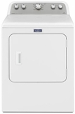 MGDX655DW Maytag Bravos Extra Large Capacity Gas Dryer - White