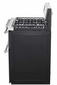 "MGT8800FZ 30"" Maytag 6.0 cu. ft. Double Oven Gas Range with True Convection and Power Element - Fingerprint Resistant Stainless Steel"