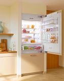 Miele Refrigerators - Custom Panel