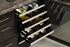 "ML24WSP3RP Marvel 24"" High Efficiency Single Zone Wine Cellar - Right Hinge - Solid Panel Overlay Ready"