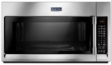 "MMV6190FZ Maytag 30"" 1.9 cu. ft. Capacity Over the Range Microwave Oven with 1000 Cooking Watts and Interior Cooking Rack - Fingerprint Resistant - Stainless Steel"