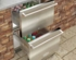 "MO24RDS3NS 24"" Marvel Outdoor Refrigerated Drawers - Stainless Steel"