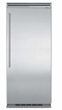 """MP36FA2RS 36"""" Marvel 19.2 Cu. Ft. Right Hinge All Freezer with Dynamic Cooling Technology and Digital Controls - Stainless Steel"""