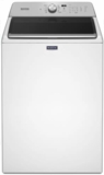 "MVWB766FW Maytag 28"" 4.7 Cu. Ft. Top Load Washer with Deep Fill Option and PowerWash Agitator - White"