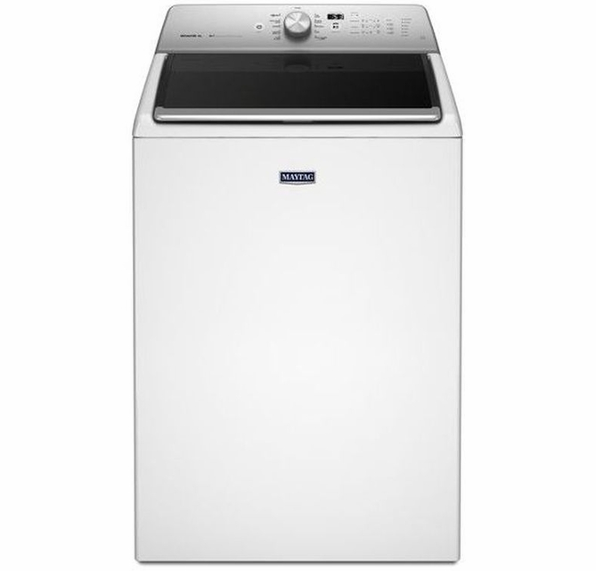 Mvwb835dw Maytag 5 3 Cu Ft Top Load Washer With Sanitize