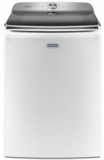 "MVWB955FW Maytag 30"" 6.2 cu. ft. Top Load Washer with the PowerWash System and 10 Wash Cycle Selections - White"