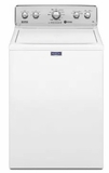 "MVWC416FW 28"" Maytag 4.6 cu. ft. Top Load Washer with Deep Water Wash Option and PowerWash Cycle - White"