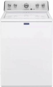 "MVWC465HW Maytag 28"" 3.8 Cu. Ft. Top Load Washer with 12 Wash Cycles and 2 Water Level Options - White"