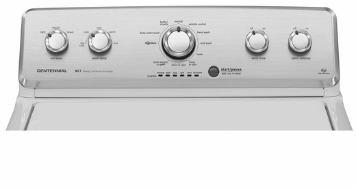 Mvwc555dw Maytag Centennial 4 3 Cu Ft Top Load Washer