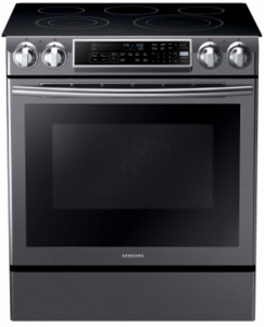 Ne58k9500sg Samsung 31 Quot Slide In Electric Range With