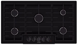 "NGM8665UC Bosch 36"" Gas Cooktop 800 Series - Black"