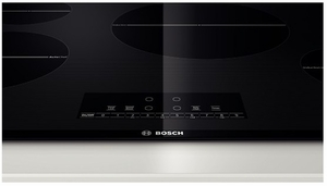 "NIT8066UC Bosch 30"" Induction Cooktop 800 Series - Black"