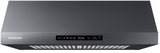 "NK30N7000UG Samsung 30"" Range Hood With 600 CFM and Digital Touch Controls - Black Stainless Steel"