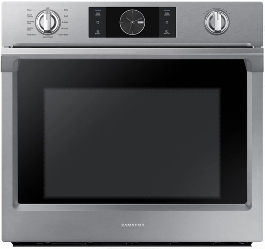 "NV51K7770SS Samsung 30"" Single Wall Oven with Flex Duo - Stainless Steel"