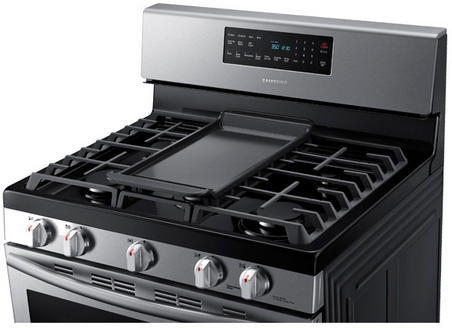 Nx58h5600ss Samsung Gas Range With Convection Stainless