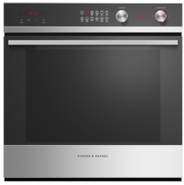 "OB24SCDEPX1 Fisher & Paykel 24"" Contemporary Series Built-In Oven with Self-cleaning and Fast Pre-Heat - Stainless Steel"