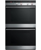 """OB30DDEPX2 Fisher & Paykel 30"""" Built-in Self-Clean Double Oven with Convection - Stainless Steel"""