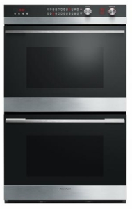 """OB30DDEPX3N Fisher & Paykel 30"""" Double Convection Oven 4.1 Cu Ft Capacity - Stainless Steel"""