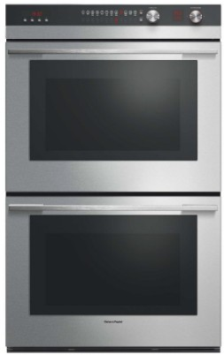 "OB30DTEPX3N Fisher & Paykel 30"" Double Convection Oven 4.1 Cu Ft Capacity - Stainless Steel"