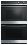 """OB30DTEPX3 Fisher & Paykel 30"""" Double Convection Oven 4.1 Cu Ft Capacity - Stainless Steel"""
