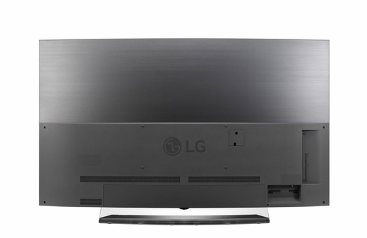 "OLED55C6P LG 55"" C6 Series Curved 4K OLED UHD Smart TV with Built-In Wi-Fi and Screen Mirroring Technology"