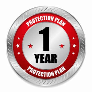 ONE YEAR Major Appliance under $2500 - Service Protection Plan