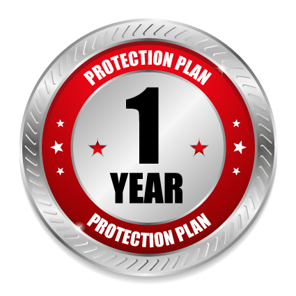 ONE YEAR Stack Washer/Dryer - Service Protection Plan