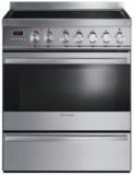 "OR30SDPWIX2N Fisher & Paykel 30"" Freestanding Induction Range with Self Clean and Convection Bake - Stainless Steel"