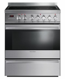 "OR30SDPWSX1 Fisher & Paykel 30"" Electric Range with 3.6 Cu. Ft. Oven & Ceramic Glass Cooktop - Stainless Steel"