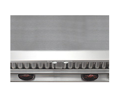 P1836w Air King 36 Professional Range Hood With Heat Lamps Stainless Steel